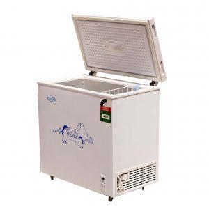 Icecool deep chest freezer