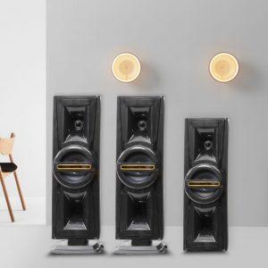 Clubox multimedia speaker system